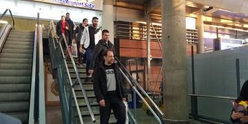 تیم ملی کاراته فردا وارد تهران میشود