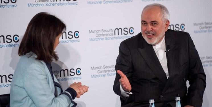 سه روز همراه با وزیر امور خارجه ایران در مونیخ