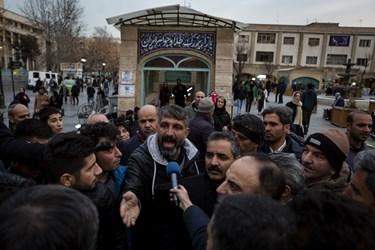 نامزدهای شورای ائتلاف در بازار تهران