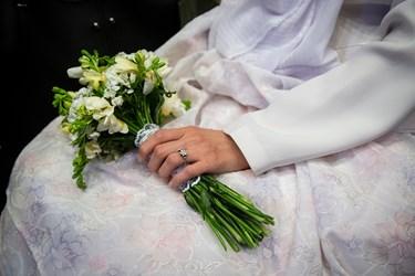 مراسم عروسی معلولان
