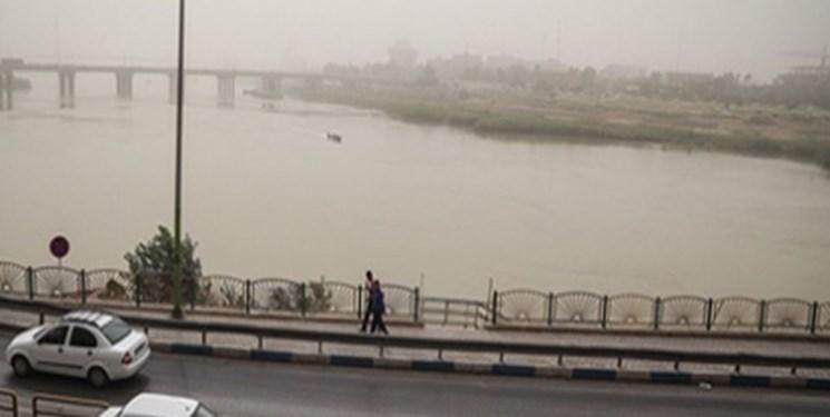 هوای 8 شهر خوزستان ناسالم است