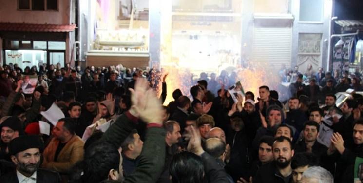 حضور برخی از رؤسای ادارات در ستادهای انتخاباتی/ از بدحجابی تا به آتش کشیدن پوستر نامزدها
