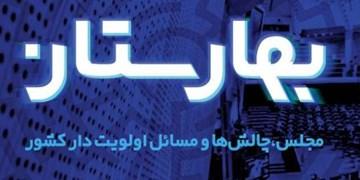 انتشار کتاب «بهارستان» با موضوع مسائل اولویت دار مجلس یازدهم