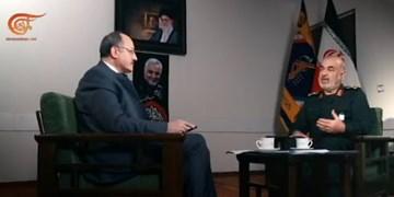 سردار سلامی: ایران هیبت ساختگی آمریکا را فروریخت