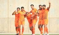 لیگ دسته اول فوتبال  بادران با غلبه بر فجرسپاسی به تیمهای بالانشین نزدیک شد