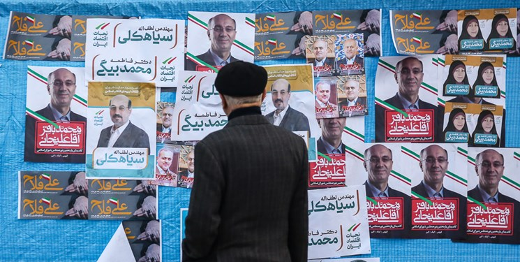 حال و هوای تبلیغات انتخابات مجلس در قزوین