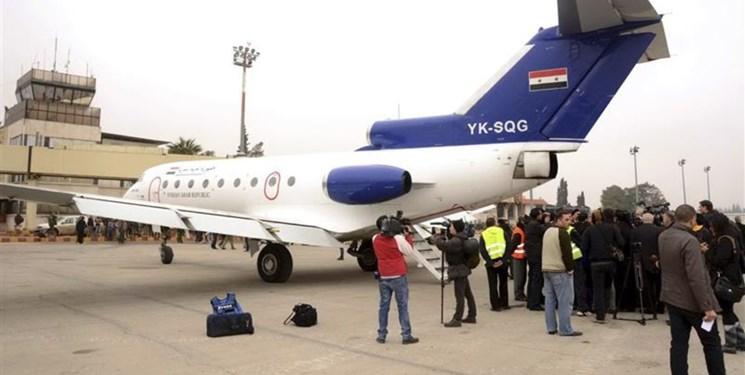 وزیر سوری از آغاز پروازها میان مصر و سوریه خبر داد