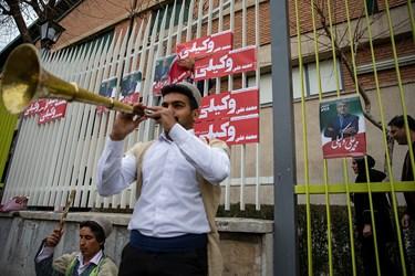 همایش انتخاباتی ائتلاف اصلاحطلبان