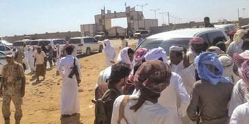 درگیری مسلحانه نیروهای سعودی با قبائل استان المهره یمن