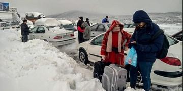 دولت نمک جادههای برفی را بر روی زخم مردم گیلان ریخت
