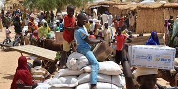 20  پناهجو حین توزیع غذای رایگان در نیجر در اثر ازدحام جمعیت  جان باختند