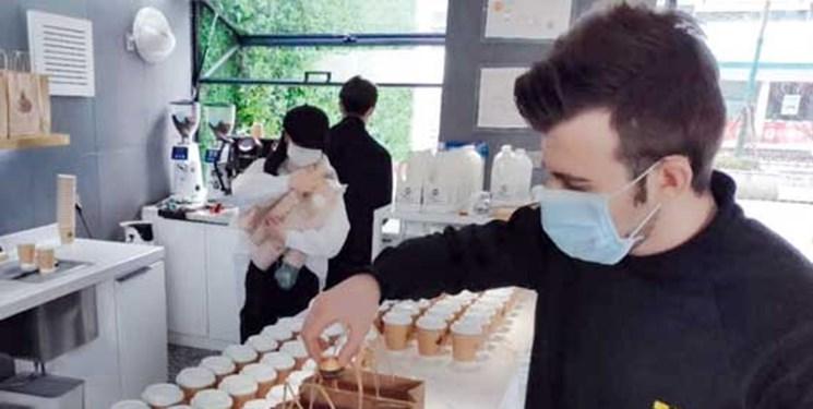 دانشجوی ایرانی قهرمان این روزهای چین/ مهربانی با نهضت «قهوه»ای!