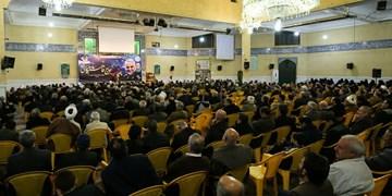 مراسم اربعین شهید سردار سلیمانی در مسجد امام خمینی(ره) برگزار شد