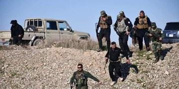 الحشد الشعبی ۱۷ تروریست داعشی را بازداشت کرد