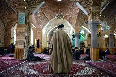 «مسجد قزللی» خاستگاه «قیام ۲۹  بهمن تبریز»