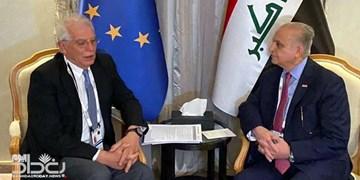 مخالفت مجدد بغداد با استفاده از عراق برای حمله به دیگر کشورها