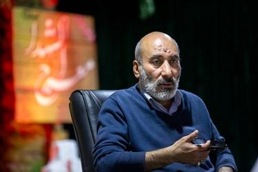 مصاحبه با سرهنگ ابراهیم رنگین
