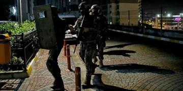 بازداشت ۲۵ نفر در ترکیه به اتهامات امنیتی و تروریستی