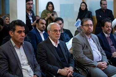 محمدحسین مقیمی در نشست خبری ستاد ائتلاف برای ایران