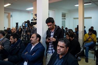 نشست خبری ستاد ائتلاف برای ایران