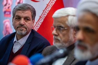 مصطفی کواکبیان در نشست خبری ستاد ائتلاف برای ایران