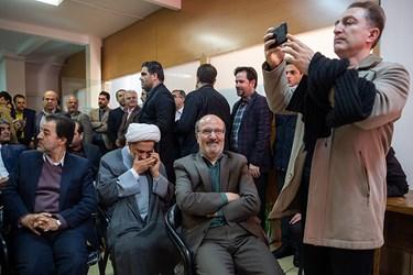 محمدرضا بادامچی در نشست خبری ستاد ائتلاف برای ایران