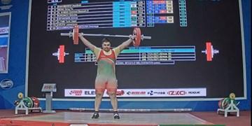 وزنه برداری نوجوانان و جوانان قهرمانی آسیا|طلا و نقره فوق سنگین به ایران رسید