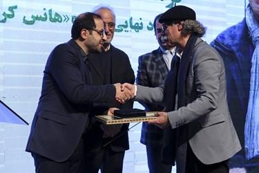نکوداشت فرهاد حسن زاده، نامزد جایزه هانسکریستین اندرسن