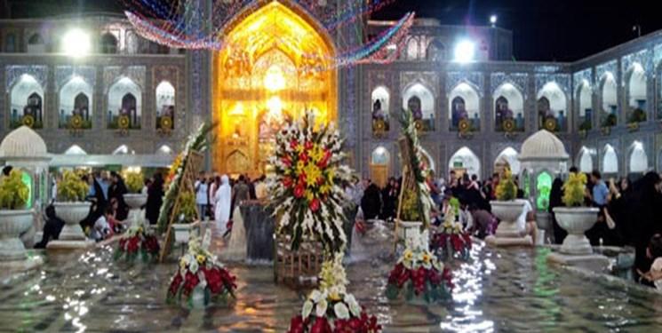 تشرف بیش از 12000 زوج زیارت اولی به مشهد
