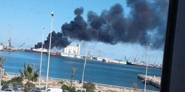 دولت وفاق ملی لیبی، هدف قرار گرفتن کشتی ترکیه در بندر طرابلس را تکذیب کرد