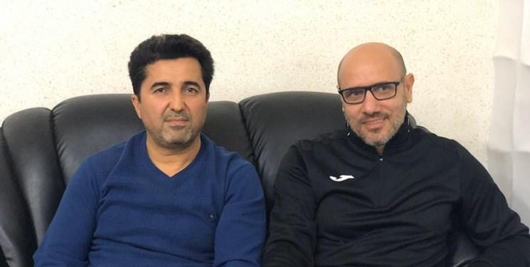 ناظم الشریعه: با سرمربی آذربایجان در مورد پیشرفت فوتسال تبادل نظر کردیم