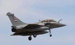 حملات هوایی مصر علیه مواضع تروریستها در شبه جزیره سینا