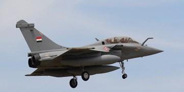 رزمایش مشترک بین مصر و فرانسه در دریای سرخ و دریای مدیترانه