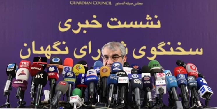 کدخدایی: انتخابات در همه حوزهها رقابتی است/ مشارکت کم نخواهد بود