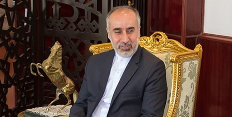 کنعانی: آنهایی که چشم خود را بر تاریخ مقاومت ملت یمن بستهاند، به خاطر شکستشان ایران را سرزنش نکنند