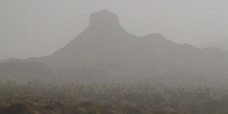 وجود گرد و غبار تا پایان هفته در ایلام