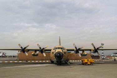 تحویل 8 فروند هواپیمای نظامی بازآمد سازی شده به نیروی هوایی ارتش