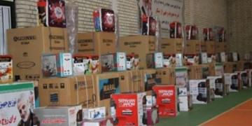 اهدای 250 سری جهیزیه به نوعروسان نیازمند در بناب