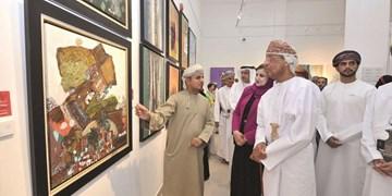 شرکت ۸۹ هنرمند عمانی در نمایشگاه سالانه هنرهای تجسمی