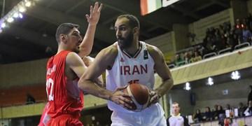 بسکتبال انتخابی کاپ آسیا| حدادی: در ابتدای مسابقه شوک وارد شد اما در ادامه بهتر شدیم