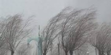 وزش باد شدید در برخی استانها از 21 اردیبهشت/ اختلاف 37 درجهای دما در دو نقطه کشور