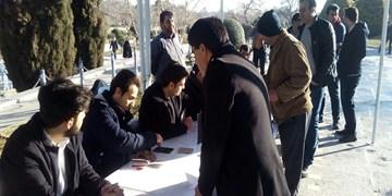 آغاز فرایند رأیگیری انتخابات در خراسانجنوبی/۶۷۷ شعبه میزبان رأیدهندگان