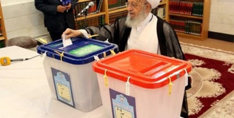 آیتالله  مکارم شیرازی : حضور در انتخابات وظیفه الهی است