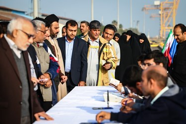آغاز رای گیری انتخابات مجلس در بوشهر