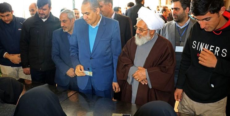 انتخابات مجلس شورای اسلامی در زنجان