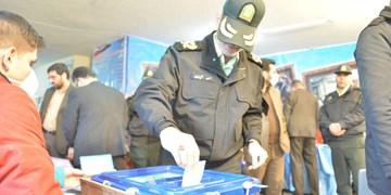 فیلم| چگونگی تامین امنیت شعب اخذ رای از زبان فرمانده انتظامی