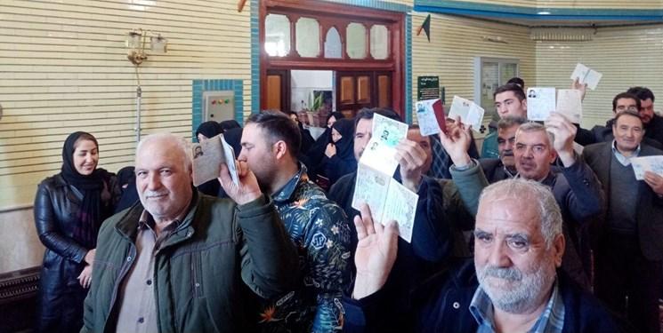 انتخابات مجلس شورای اسلامی در آذربایجان شرقی