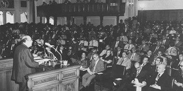 مقایسه جایگاه مجلس در دوران انقلاب و پهلوی