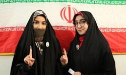 فیلم| حضور باشکوه مردم دیار سبلان پای صندوقهای رای