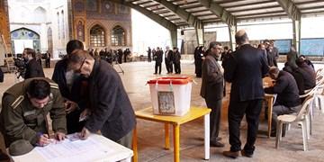 فیلم| حضور پرشور مردم کرمانشاه پای صندوقهای رای